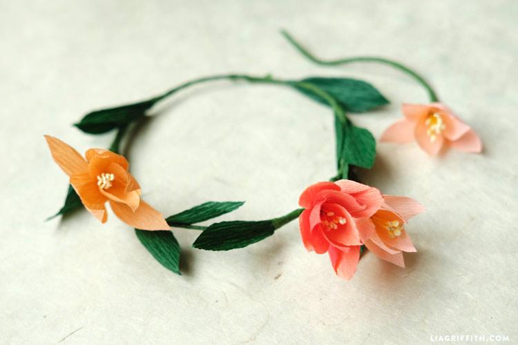 Mini Wildflower Wreath