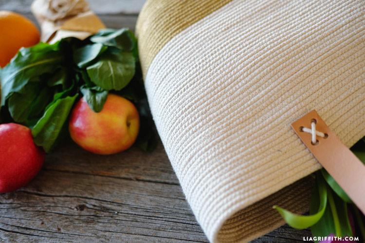 Cotton Clothesline Bag