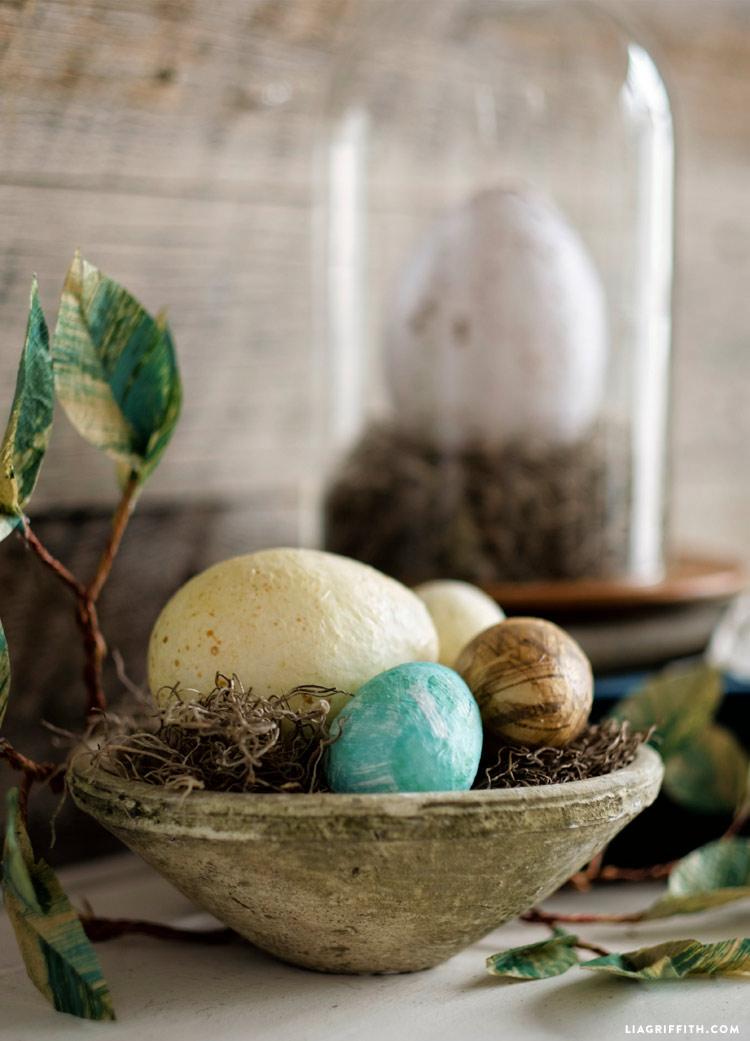 DIY Egg Display