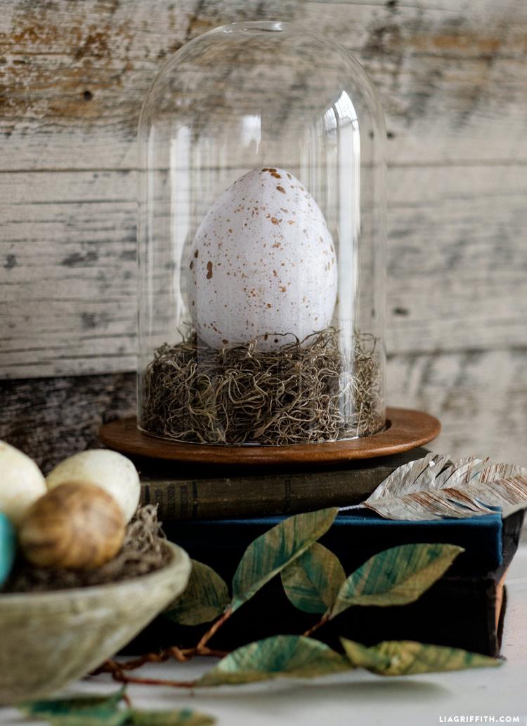 Handmade Dinosaur Egg