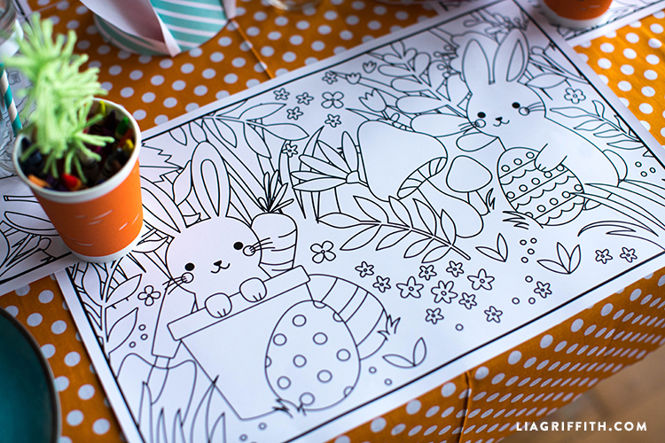 Coloring Sheets for Easter