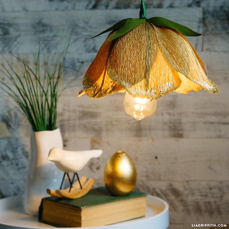 Flower Pendant Light
