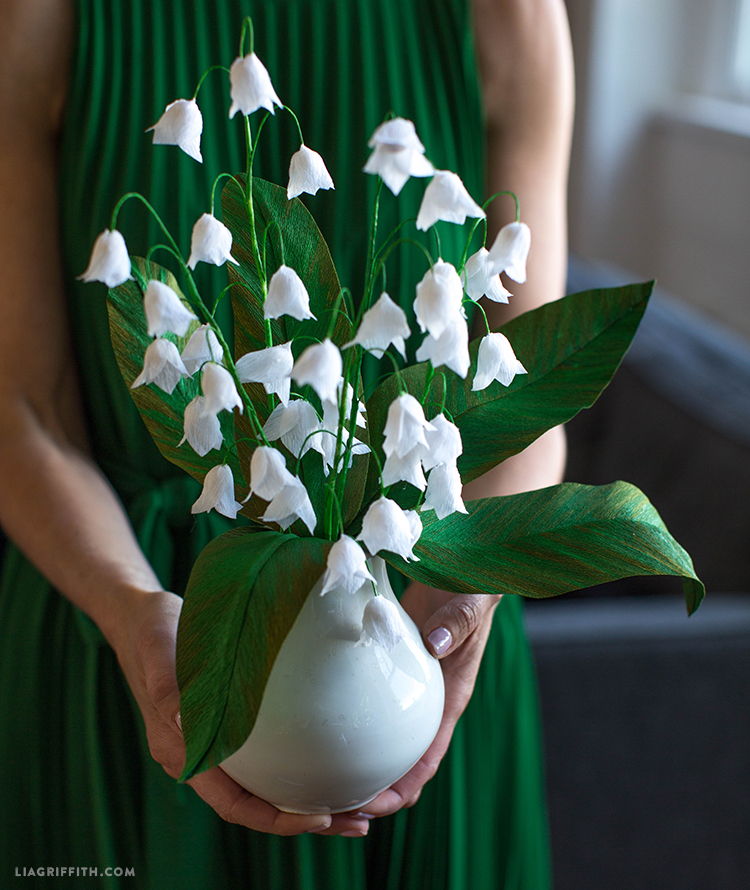 Crepe Lily of the Valley