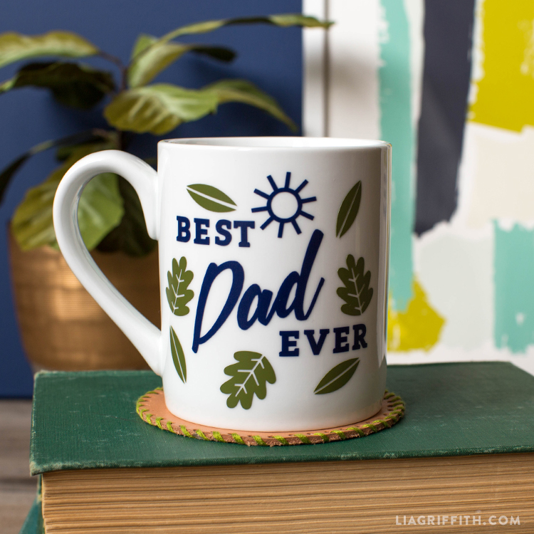 Father's Day Mug Decal