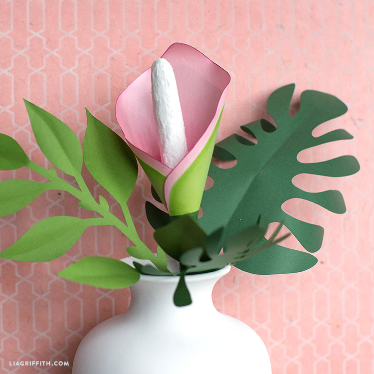 Exotic Paper Flowers