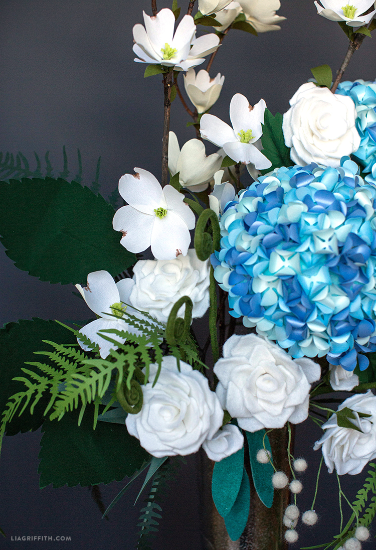 pacific northwest paper flowers