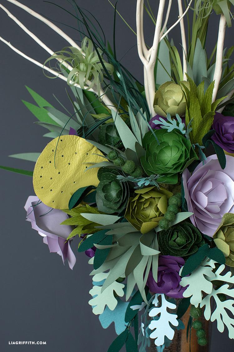 diy southwest floral