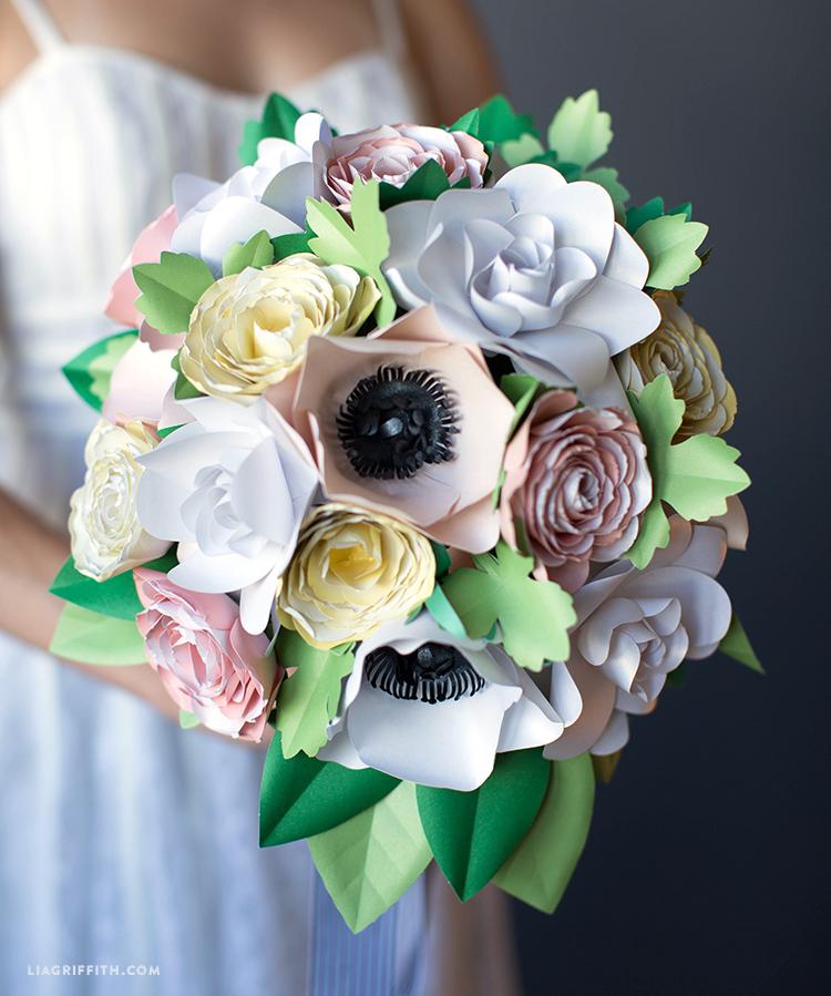 paper garden bouquet pack