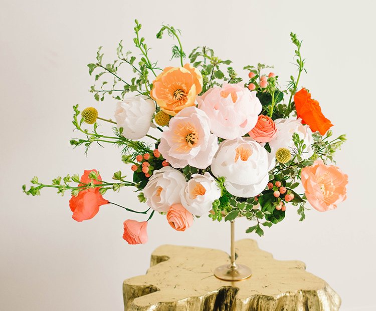 paper flower artist interview