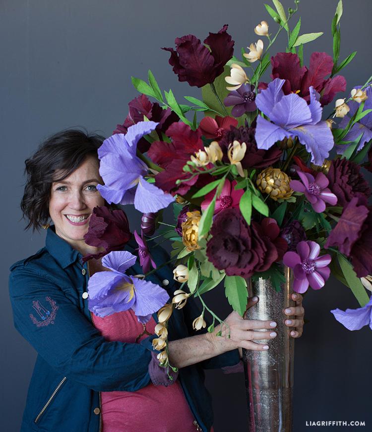rocky mountain bouquet for cricut