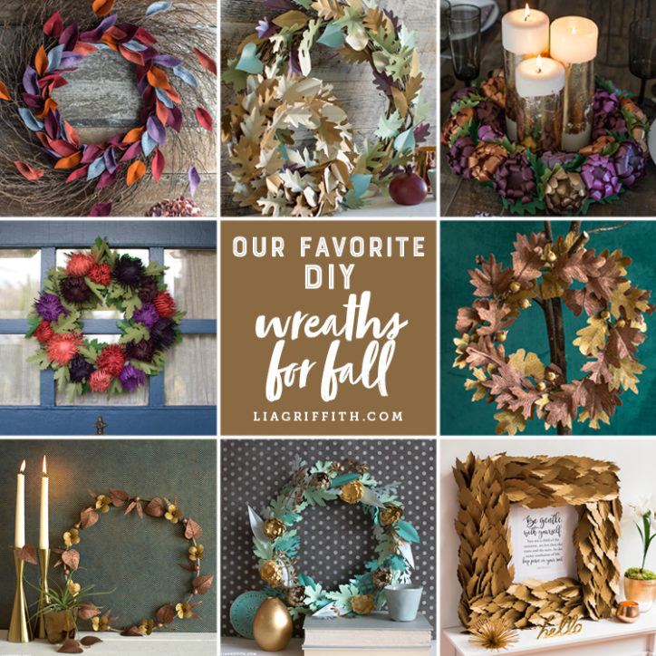 our favorite diy wreaths for fall
