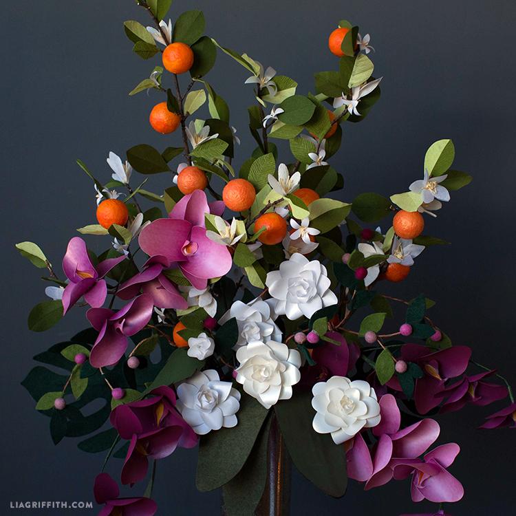 southeastern floral bouquet