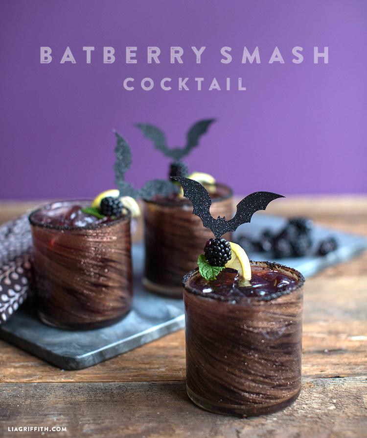 batberry smash cocktail