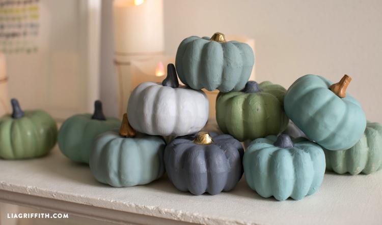 diy fall pumpkins