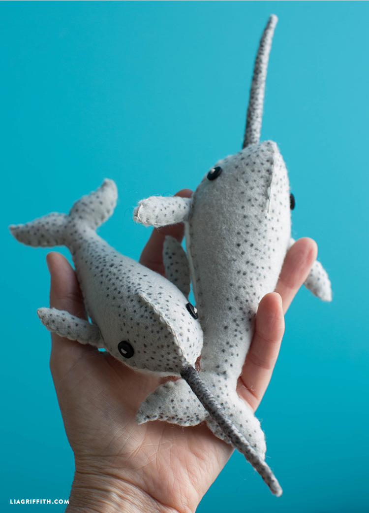 diy narwhal project