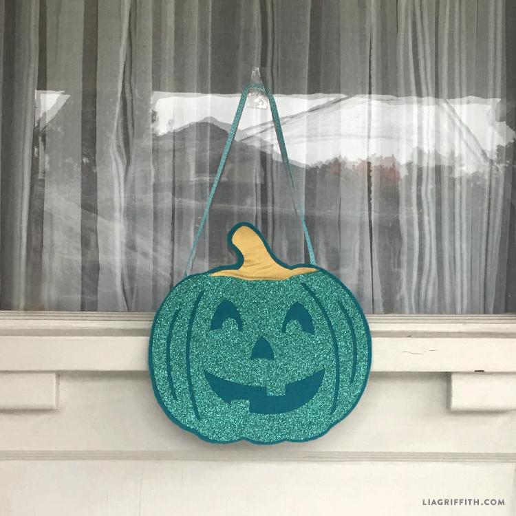 teal pumpkin project diy