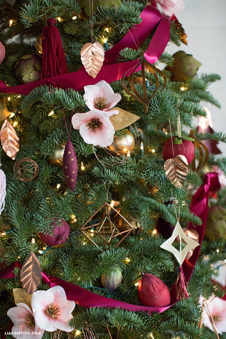 diy christmas tree 2017