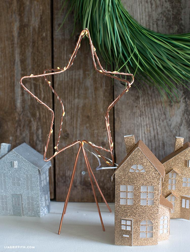 diy star decoration