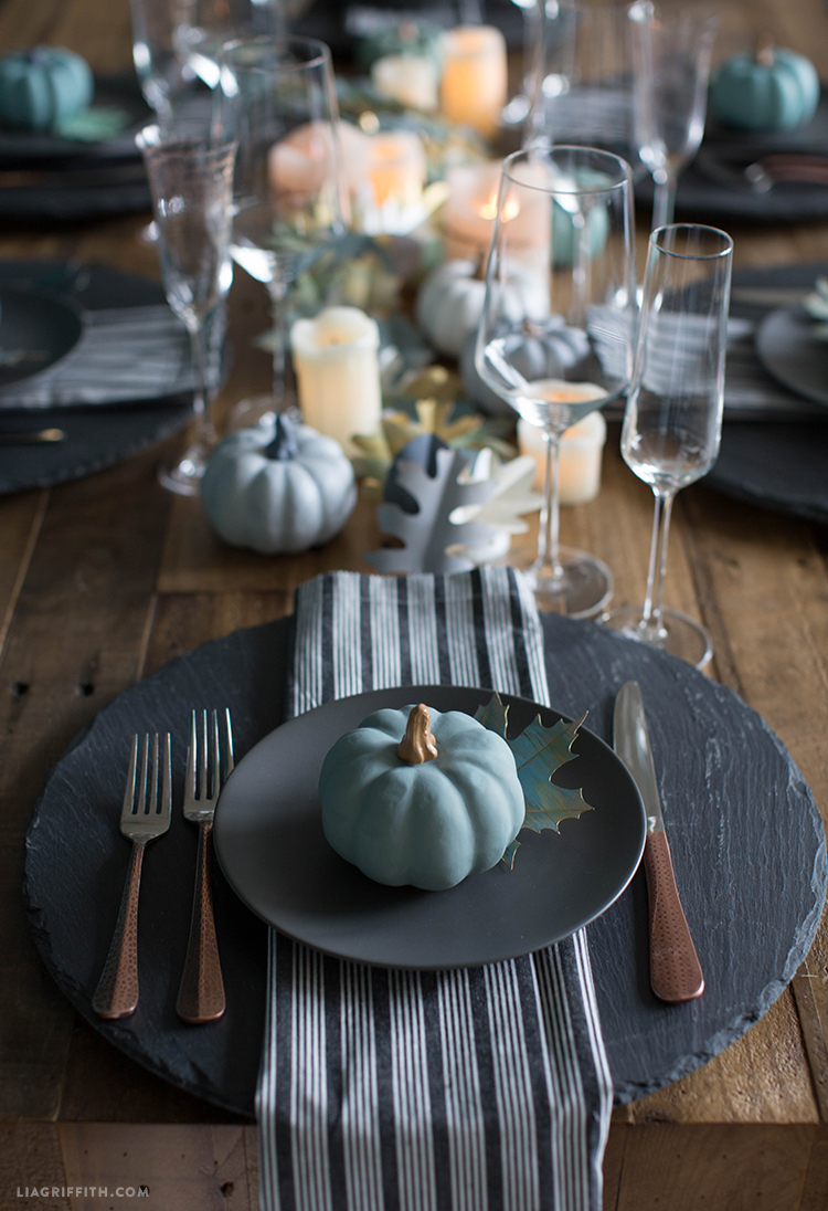 diy thanksgiving table 2017