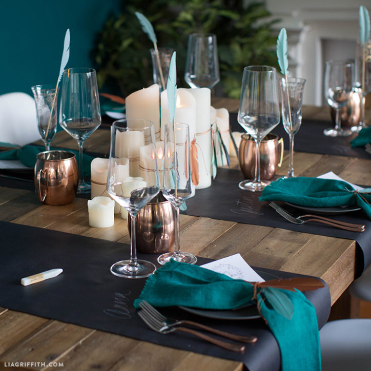 thanksgiving tablescapes urban