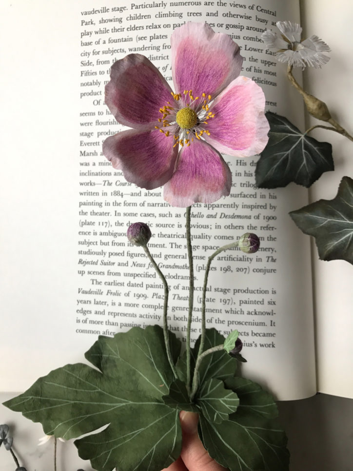 flower by woodlucker ann wood