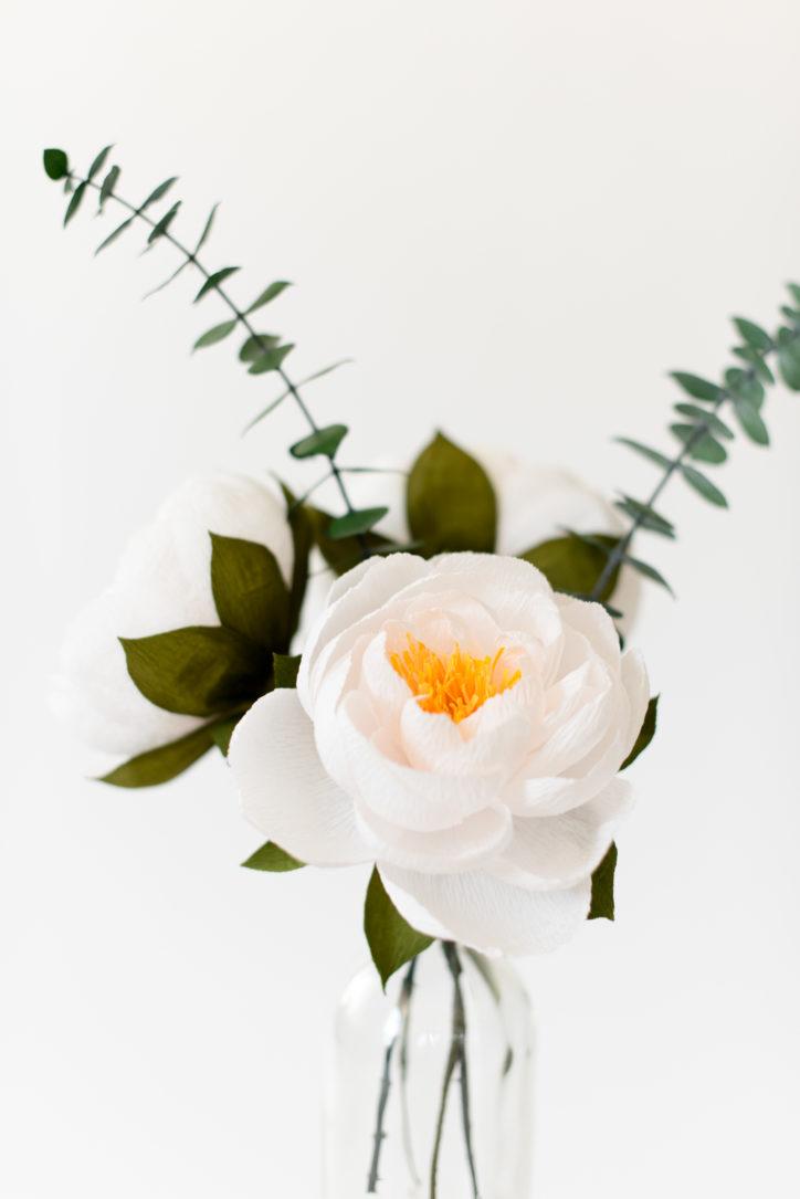 flowers by paper petals hsv