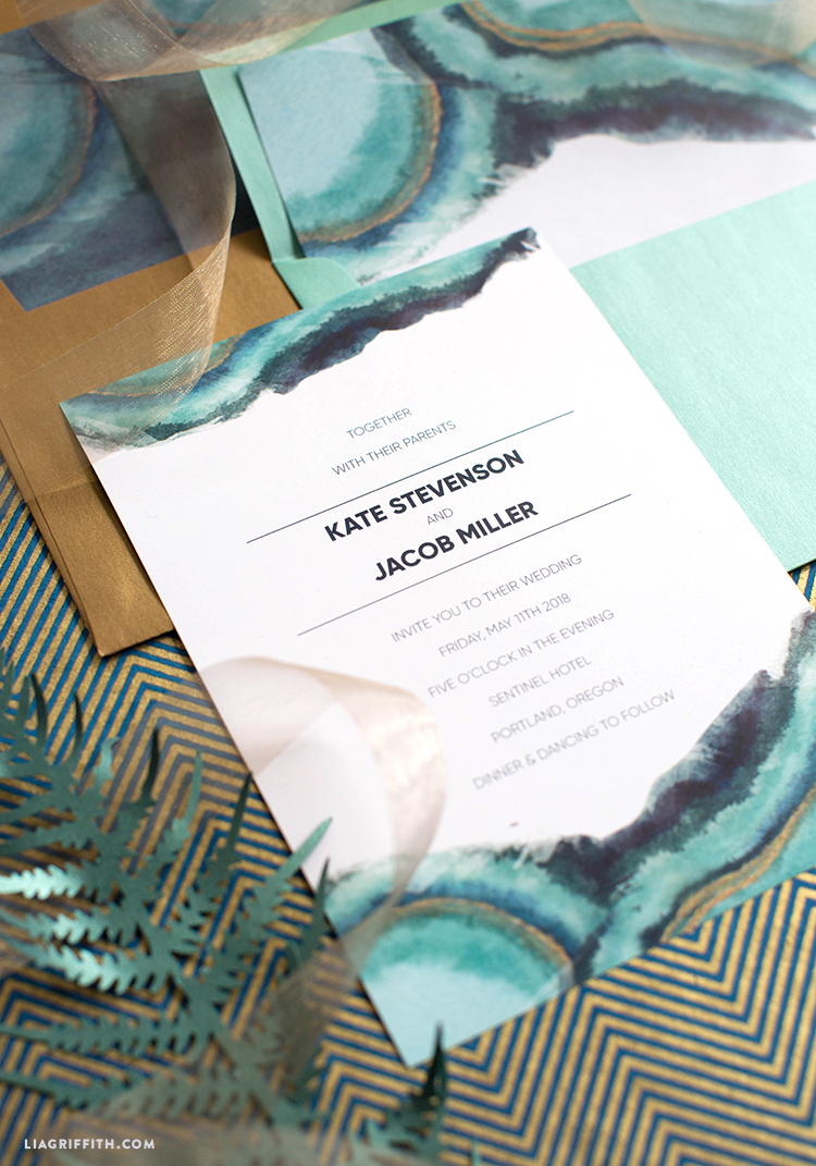 printable wedding invitations
