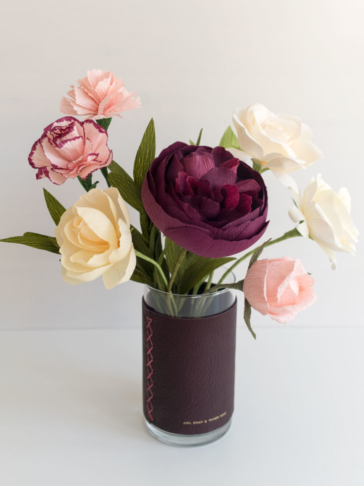 paper flowers by paper rose co
