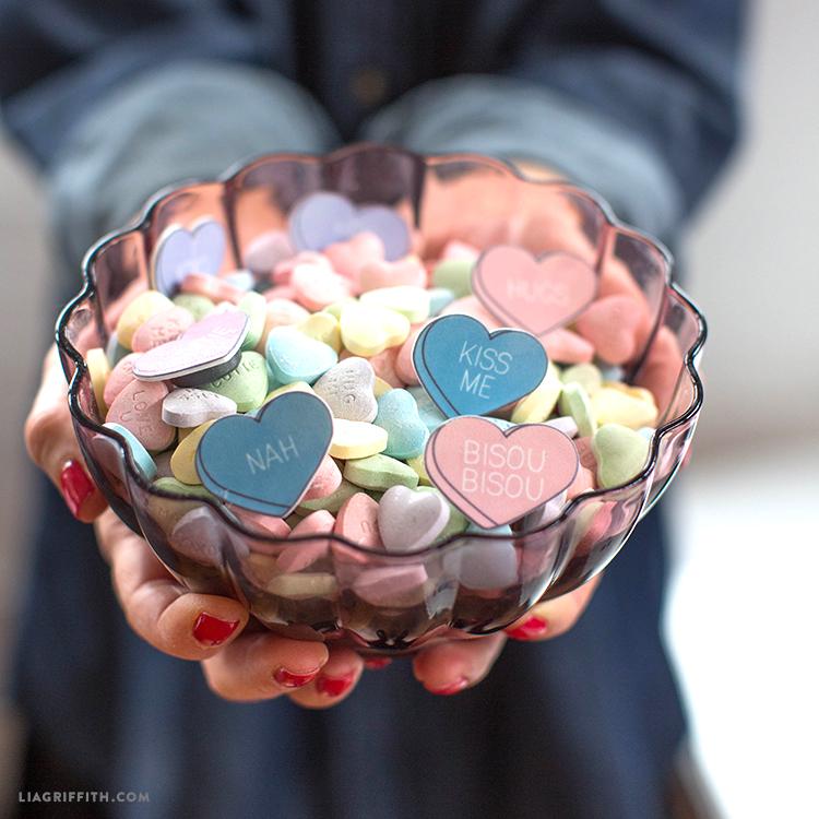 diy valentine's magnets
