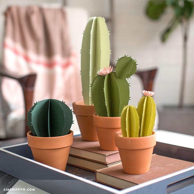 cactus on cricut