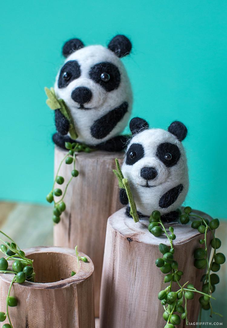 diy pandas