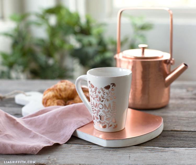 Mother's Day Mug Decal