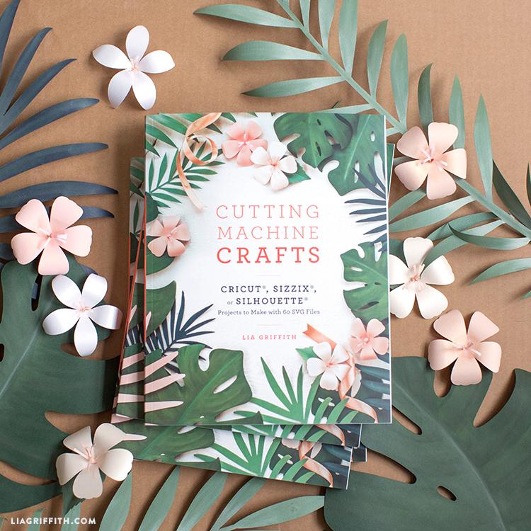 cutting machine crafts book