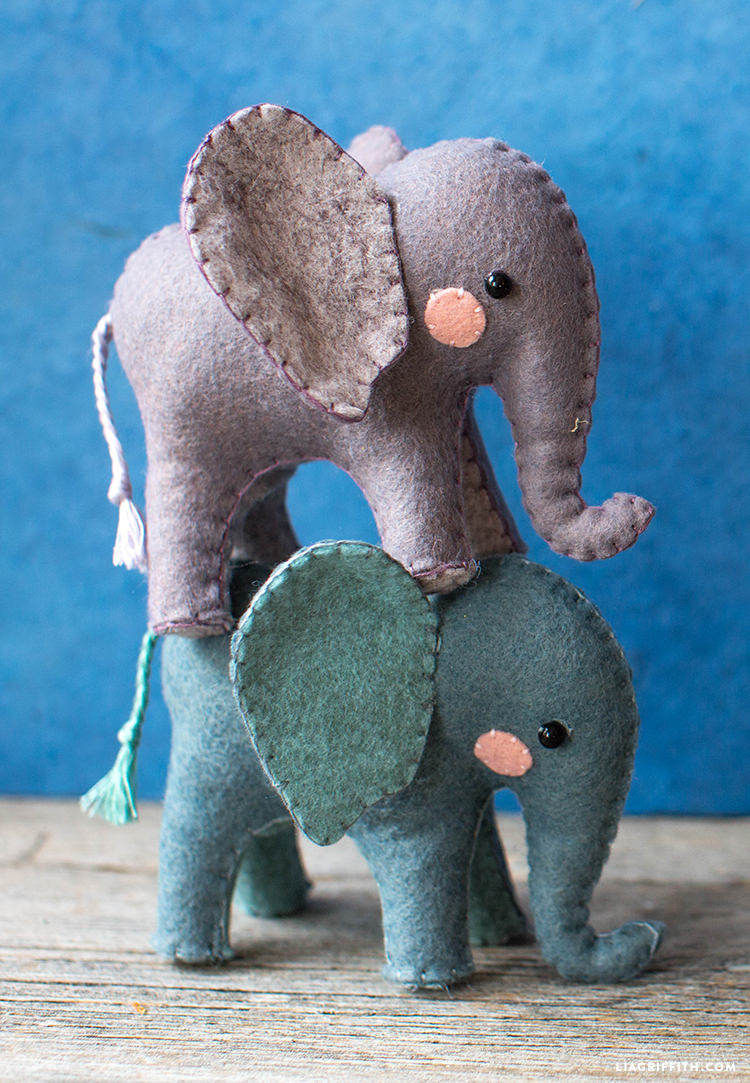 diy elephants