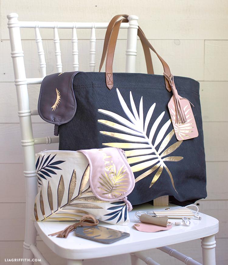 tropical travel kit