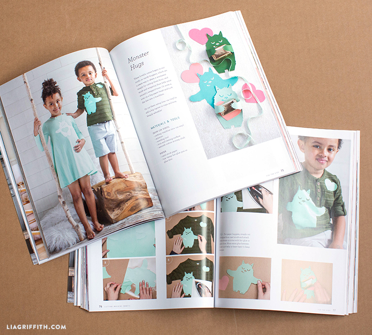 lia griffith craft book
