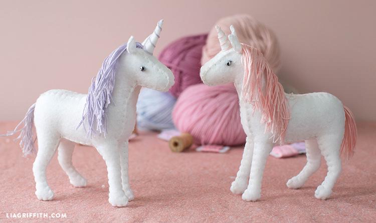 unicorn stuffies