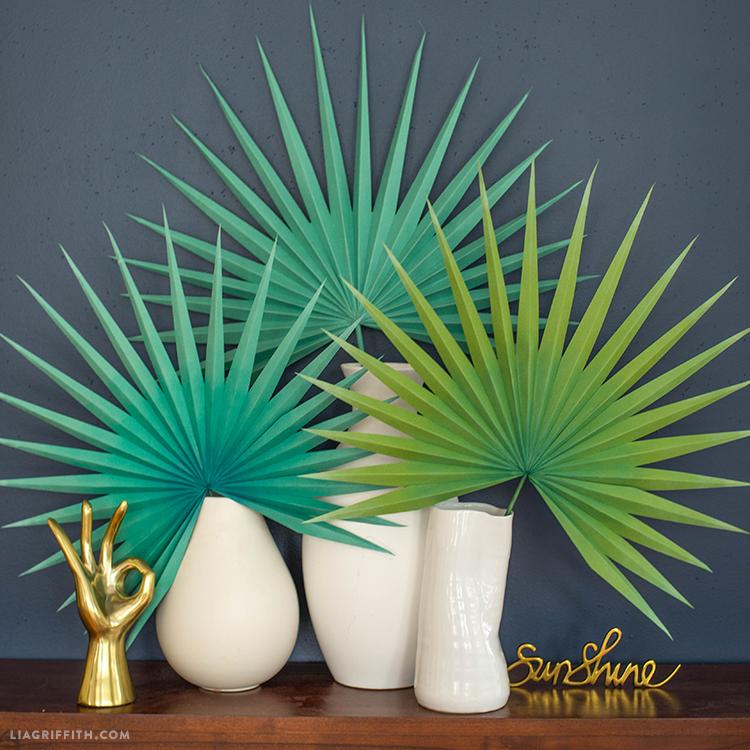 Fan Palm Paper