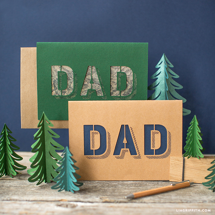 Pacific NW Father's Day Greeting Cards