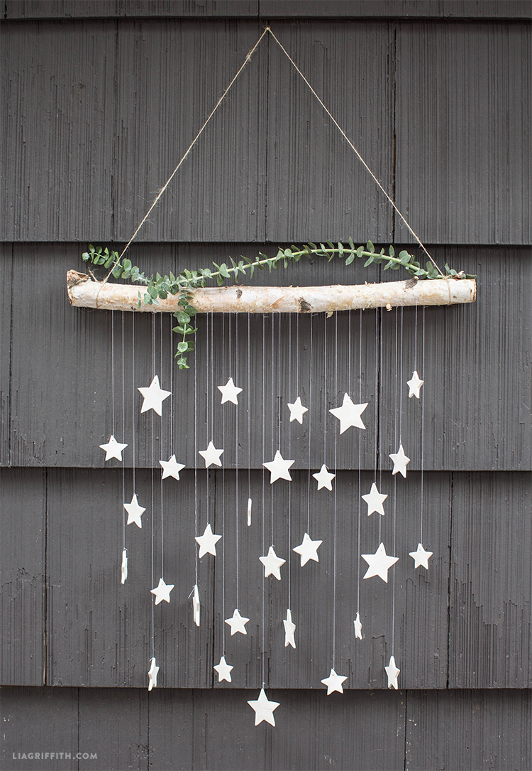 Make This Simple Diy Wall Decor Hanging Clay Stars In Just 6 Steps