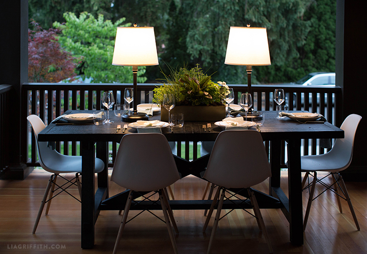 Modern Lanterns Outdoor Lamps