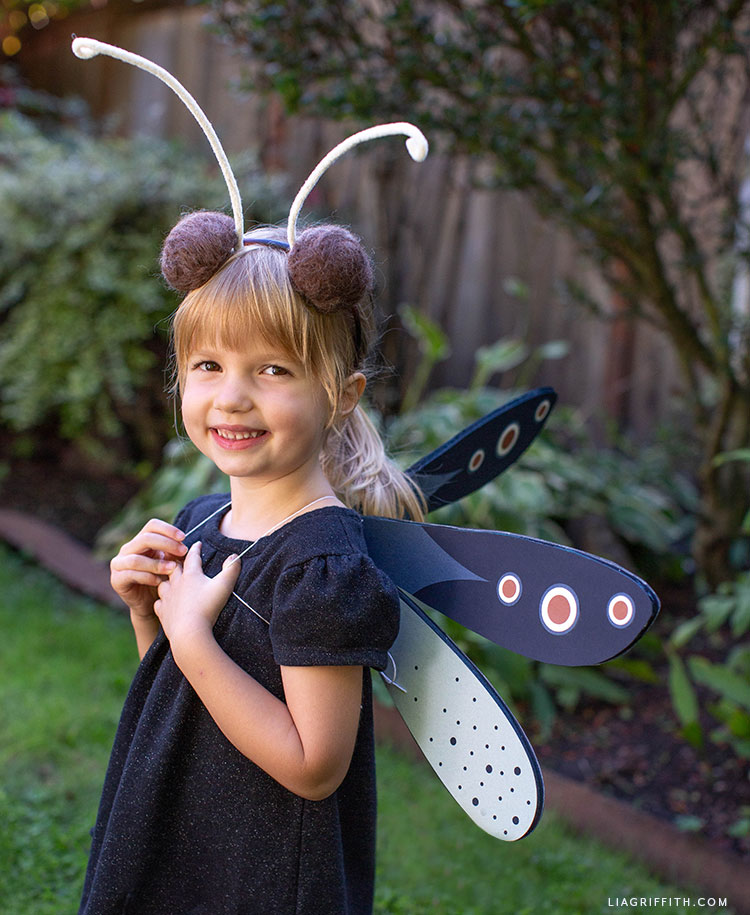 cute dragonfly costume for kids