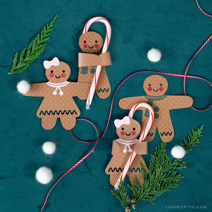 gingerbread candy huggers