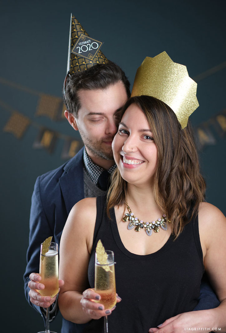 roaring 20s party hats