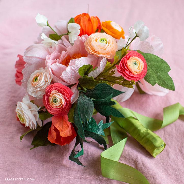 Flower Wedding Bouquet