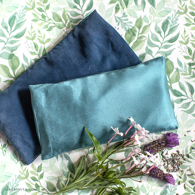 handmade eye pillows