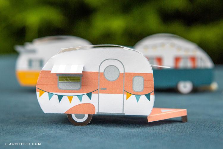 printable camper