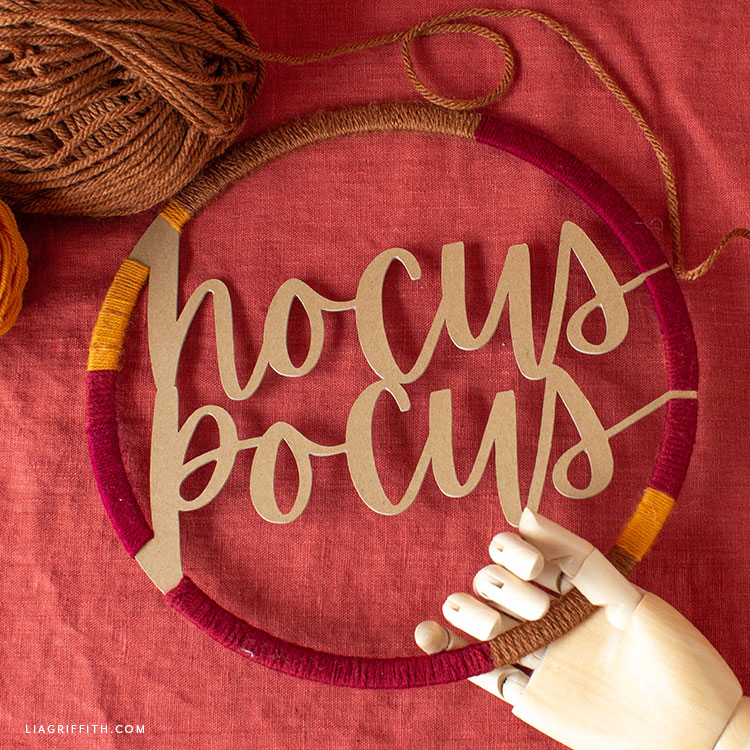 Hocus Pocus wall decor