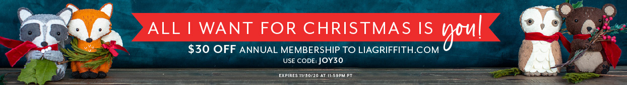 $30 off annual membership using code: JOY30. Expires November 30, 2020 at 11:59 PM PST.
