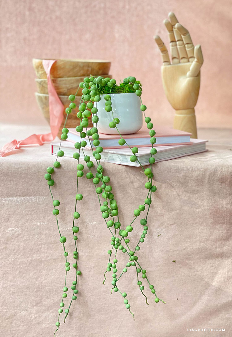 hanndmade string of pearls